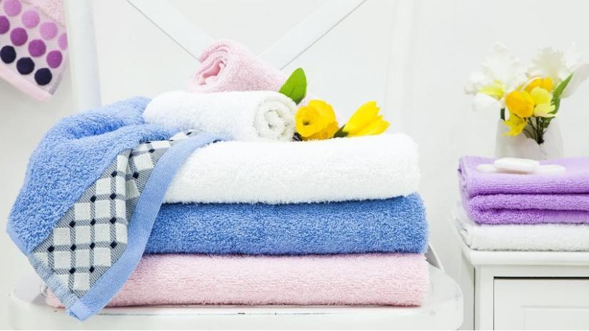 tekstylia do łazienki