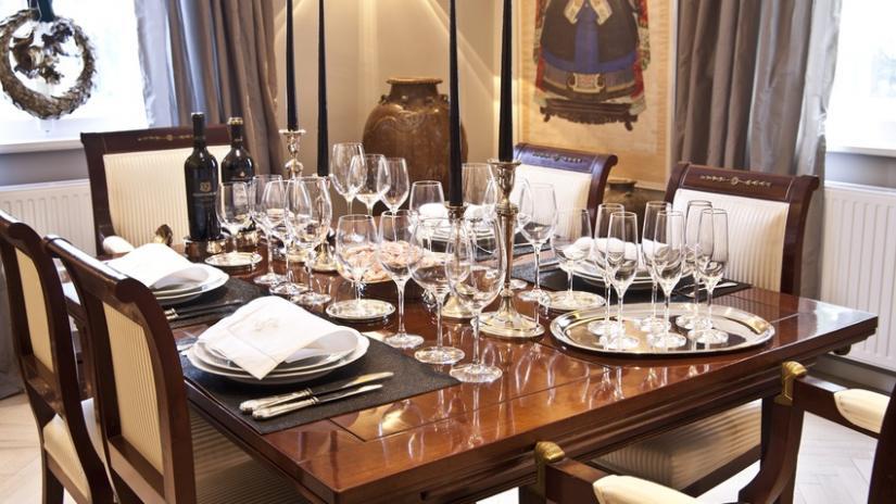 kieliszki do wina szklane