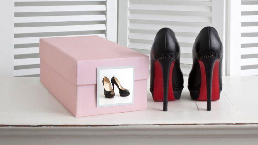 garderoba z butami