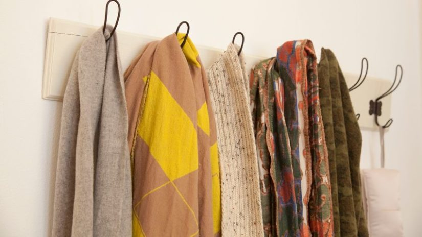 Garderoba ubrania
