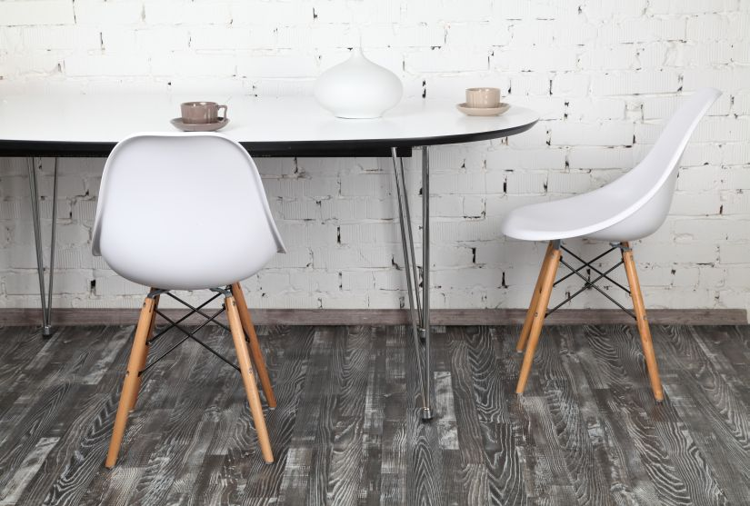 krzesła nowoczesne eames