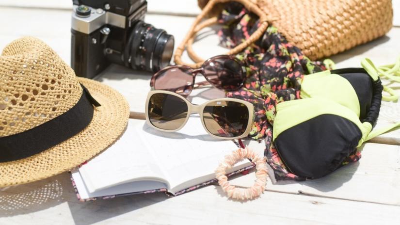 czapki na lato
