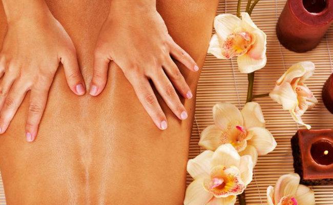 Domowe spa i relaksujący masaż