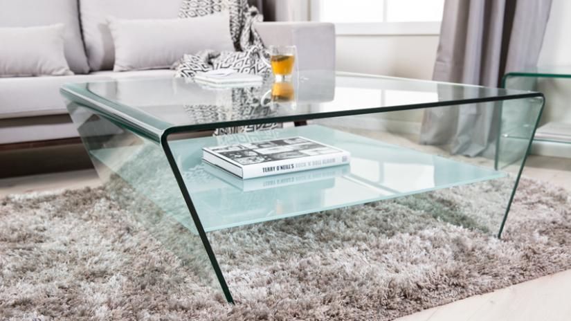 stół szklany kwadratowy