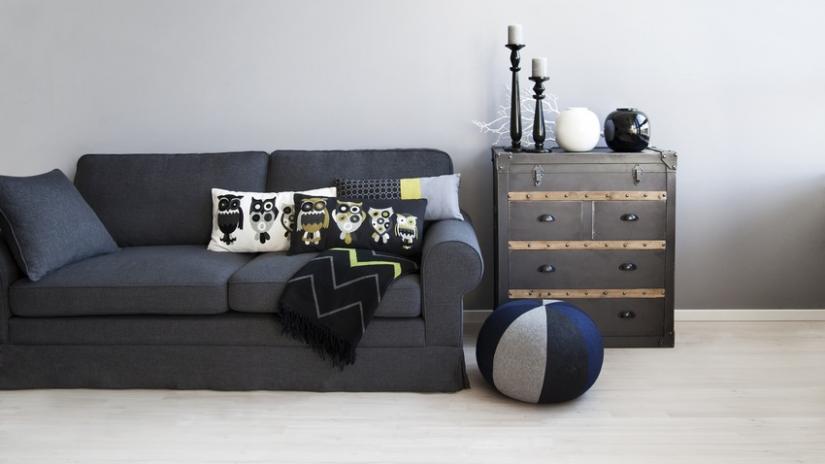 sofa z funkcją spania młodzieżowa
