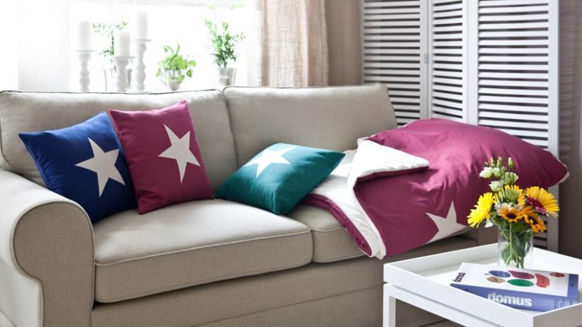 sofa dwuosobowa rozkładana do salonu