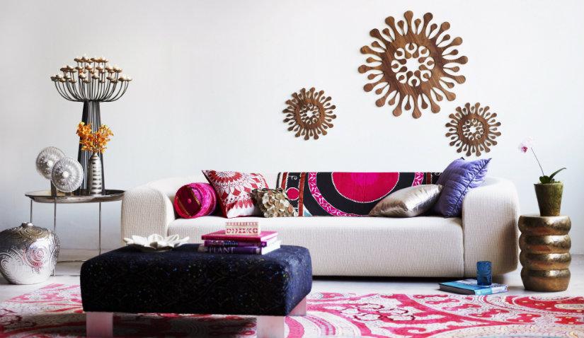 Elegancka sofa do salonu