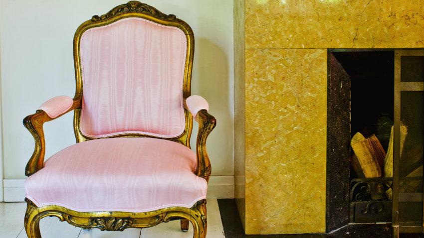 Fotel ludwik