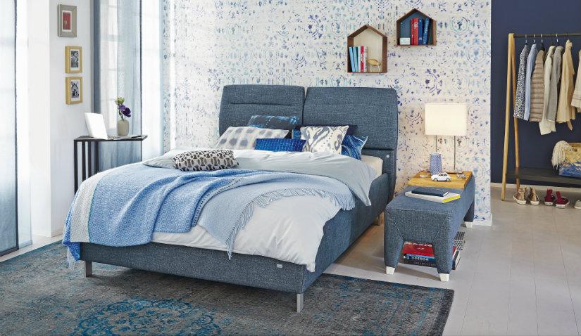 Miękki i ciepły dywan do sypialni
