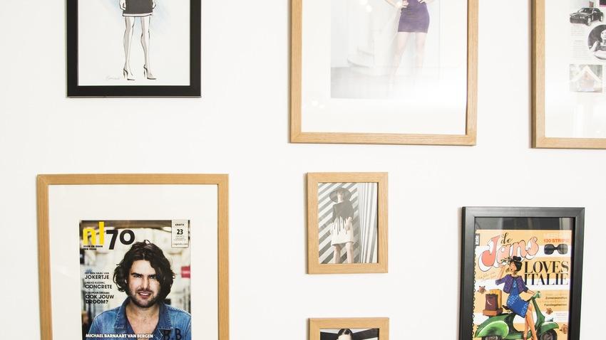 Ramki na zdjęcia na ścianę