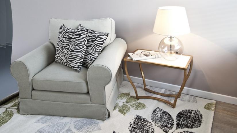 dywan nowoczesny do salonu