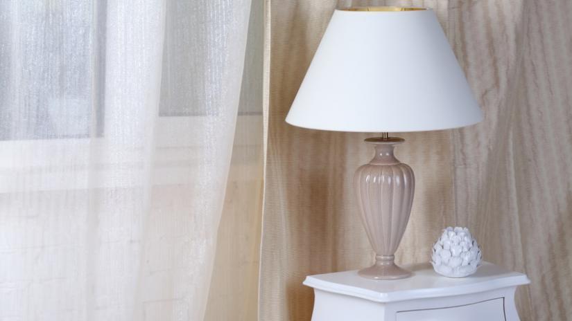 lampy ceramiczne do salonu