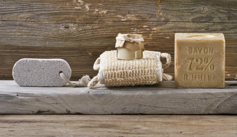 domowe kosmetyki do sauny