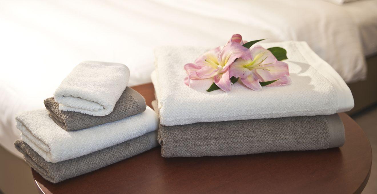 Ręczniki z haftem