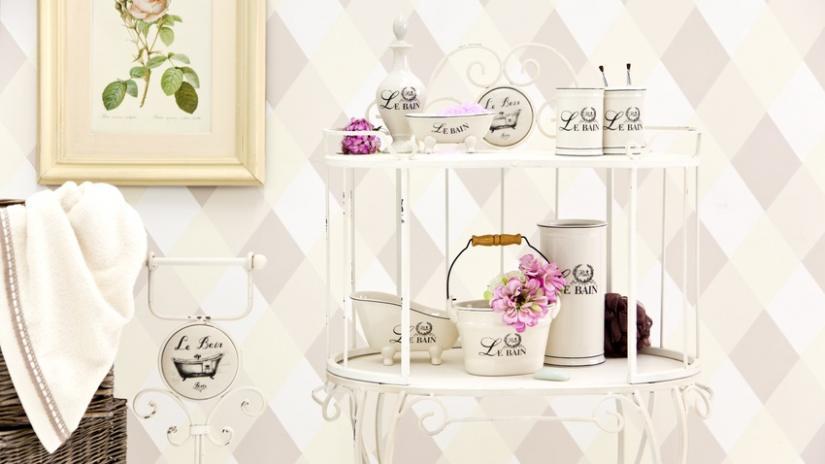 pojemnik na płatki kosmetyczne ceramiczny