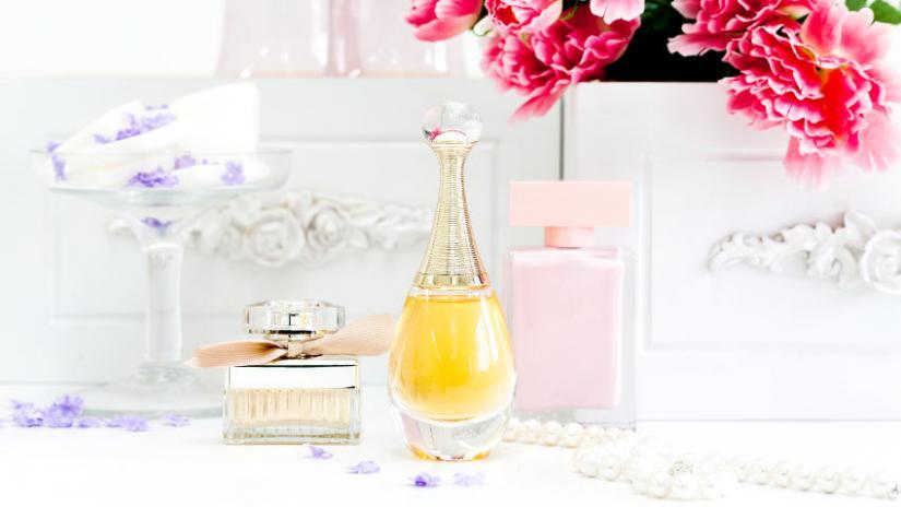 flakon na perfumy szklany