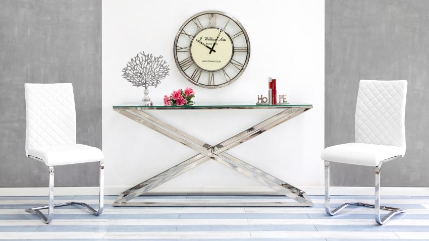 Szklany stolik
