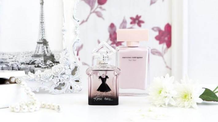 prezent dla przyjaciółki perfumy