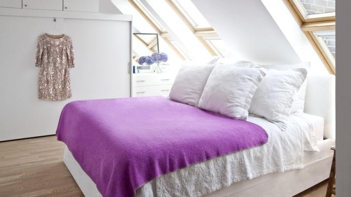 Sypialnia na poddaszu marzeń