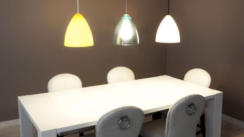 lampy nad stół
