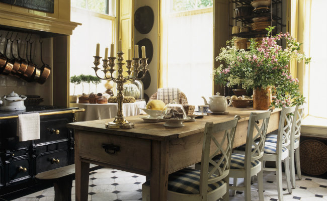 Kuchnia w stylu wiejskim — inspiracje  WESTWING -> Kuchnia W Stylu Rustykalnym Inspiracje