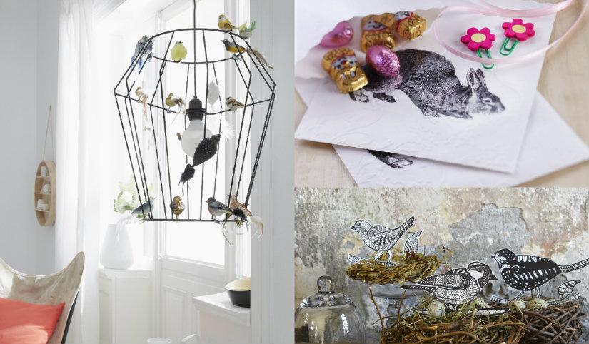 Wielkanocne dekoracje z papieru