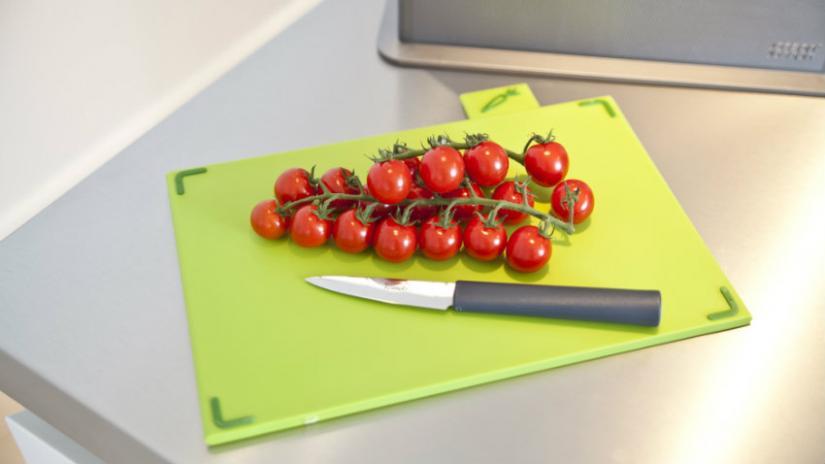 nóż kuchenny tytanowy
