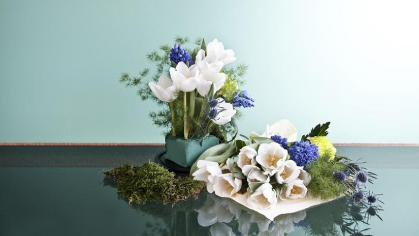sztuczne kwiaty dekoracyjne