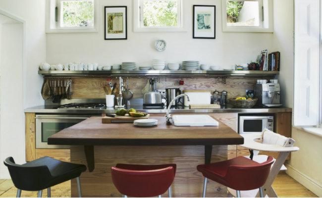 meble kuchenne z barkiem � garś� inspiracji
