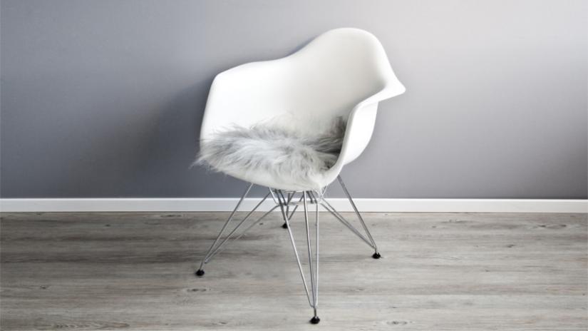 krzesło kubełkowe biurowe