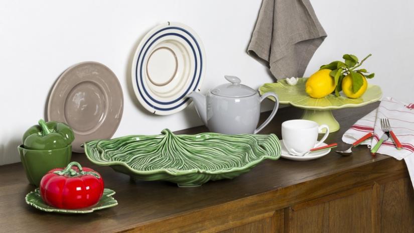 talerze dekoracyjne do kuchni