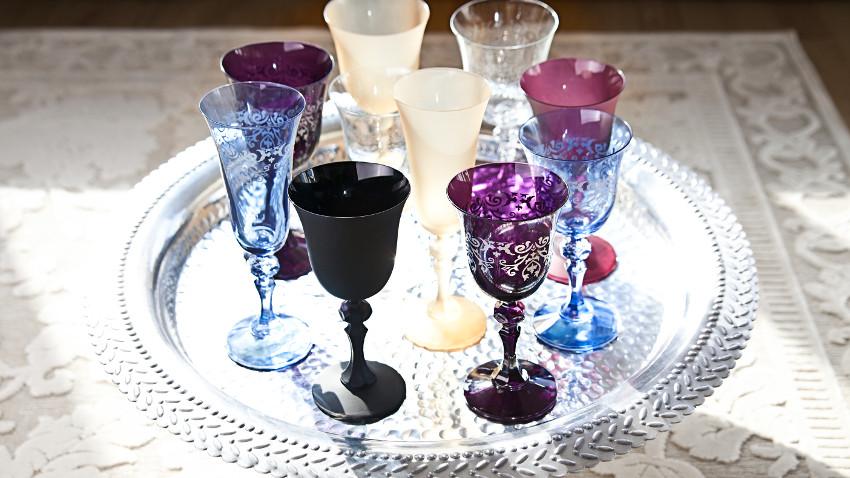 Dekoracje szklane