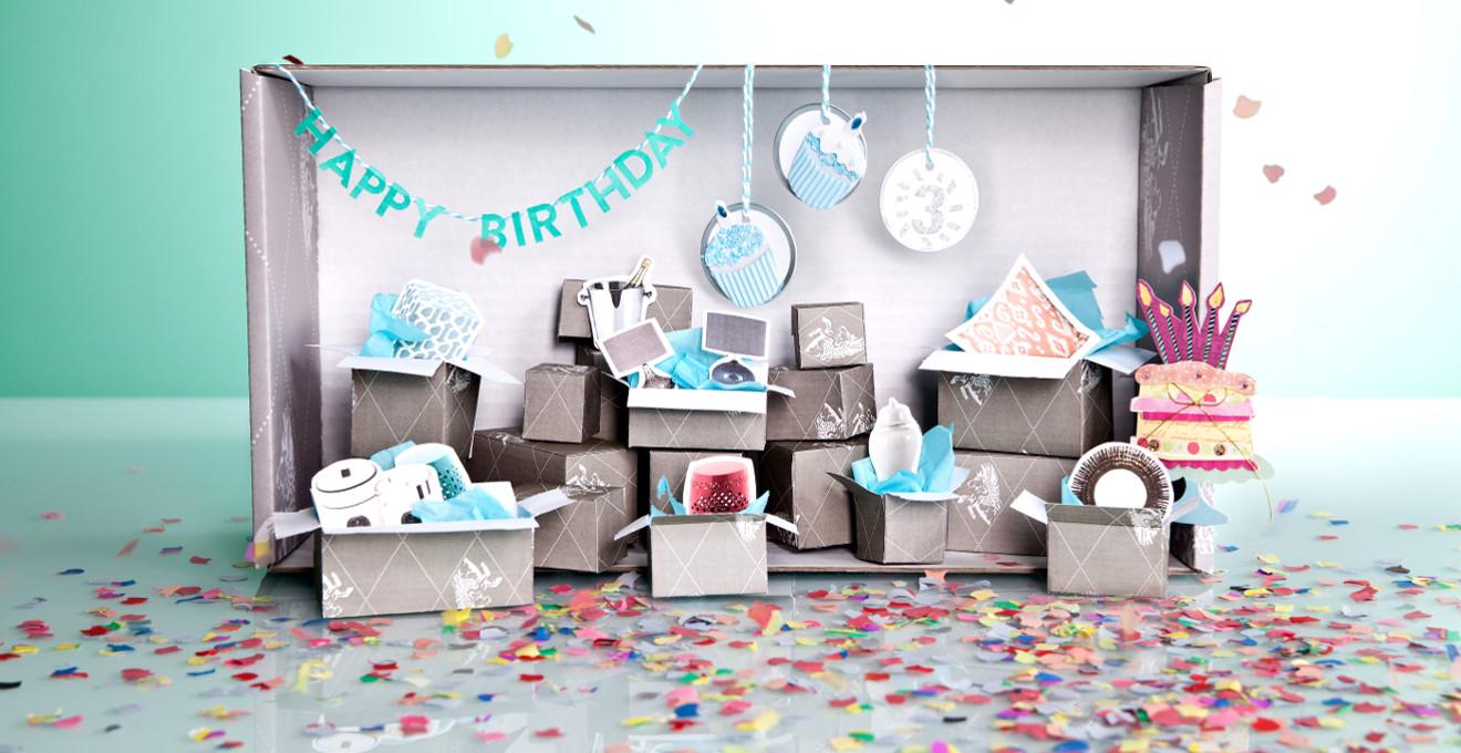 Zaproszenie na urodziny
