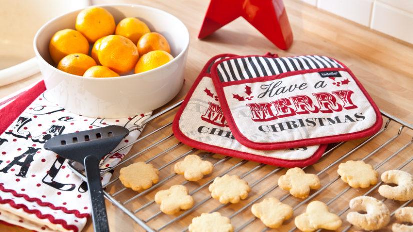bożonarodzeniowe dekoracje z owoców