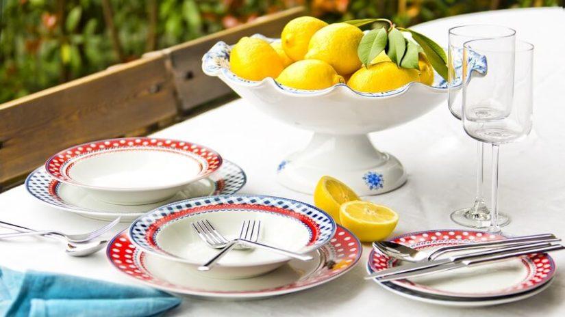 dekoracje z owoców egzotycznych