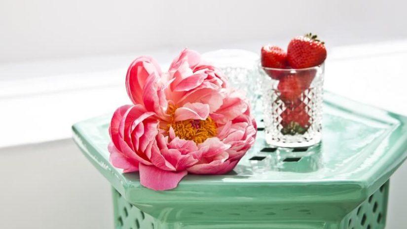 dekoracje z truskawek