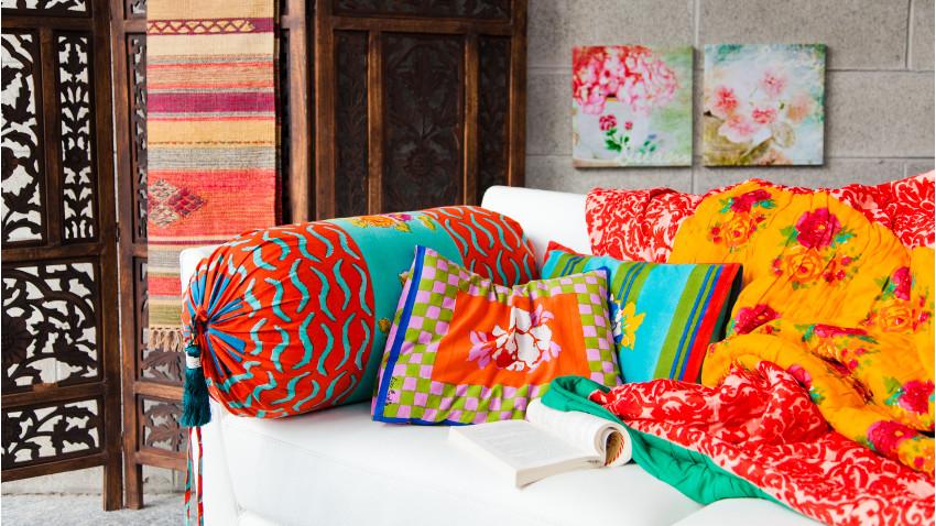 Egzotyczne Wnętrza Sypialnia W Stylu Marokańskim Westwing