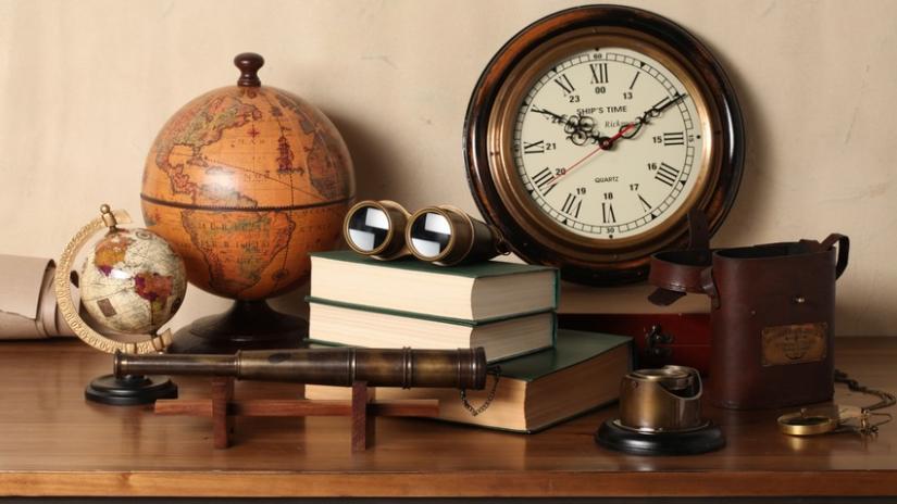 ozdoby na biurko kolonialne