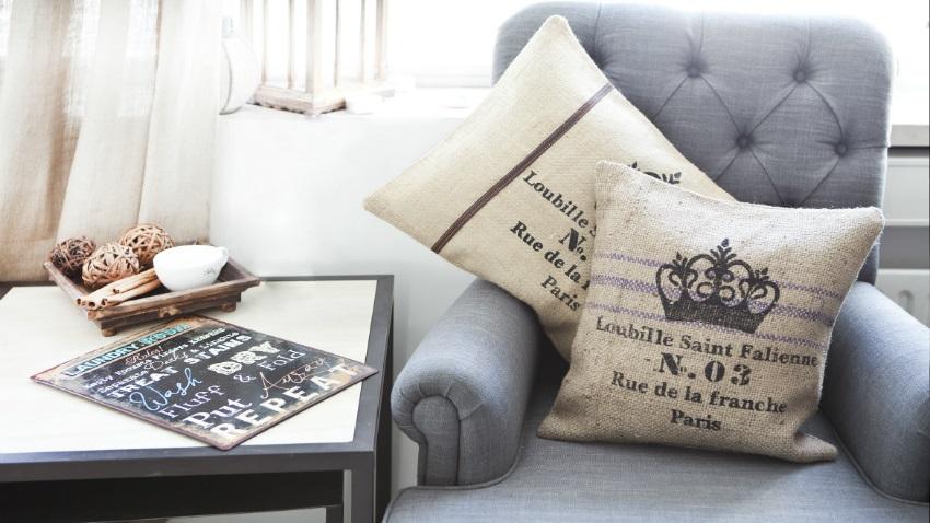 Poduszki vintage