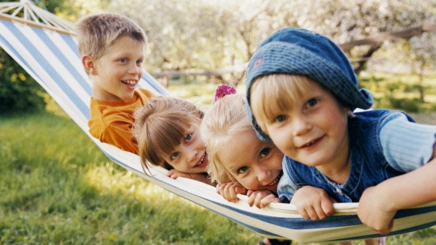 Leżaki dla dzieci