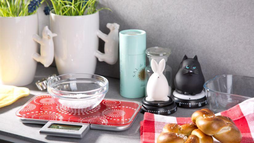 Praktická sklenená miska do kuchyne