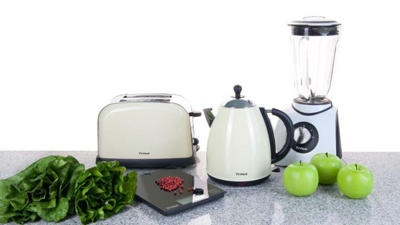 Moderná digitálna váha do kuchyne