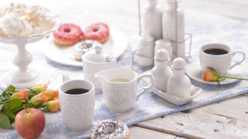 Elegantné hrnčeky na kávu