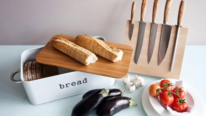 Dizajnový stojan na nože
