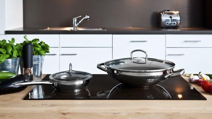 Veľká kvalitná wok panvica