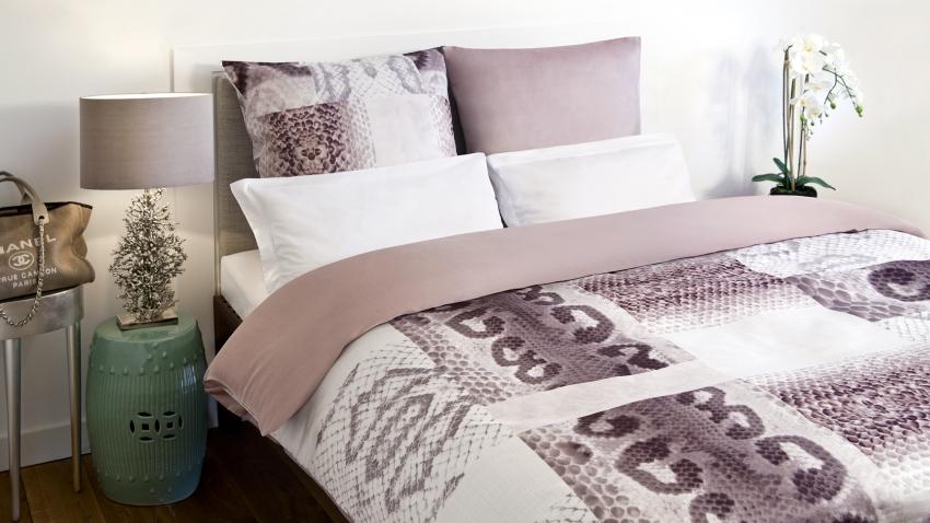 Pohodlná vysoká posteľ