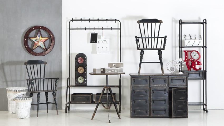 Retro stoličky
