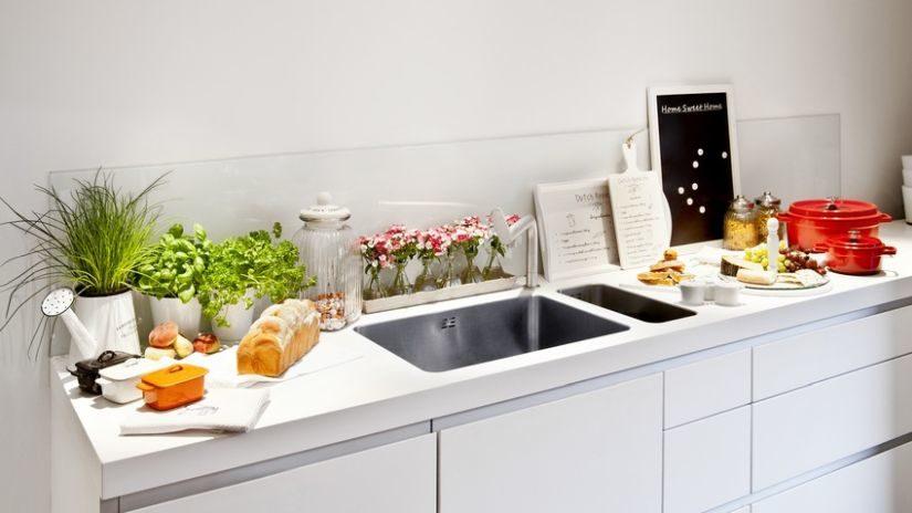 Elegantná moderná kuchyňa