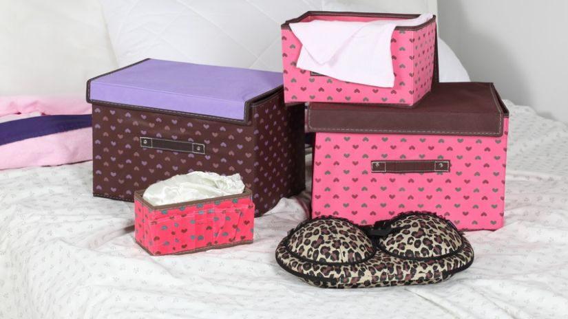 Kvalitné elegantné kozmetické tašky