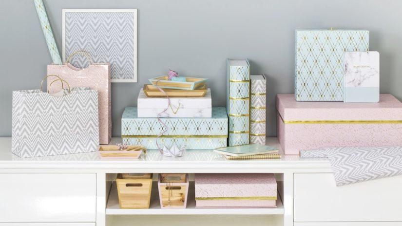 Jemné elegantné krabičky